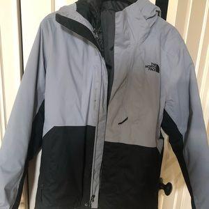 Men's North Face Coat